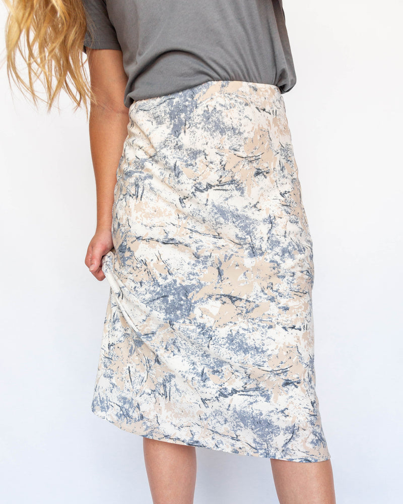 Nature's Designs Midi Skirt