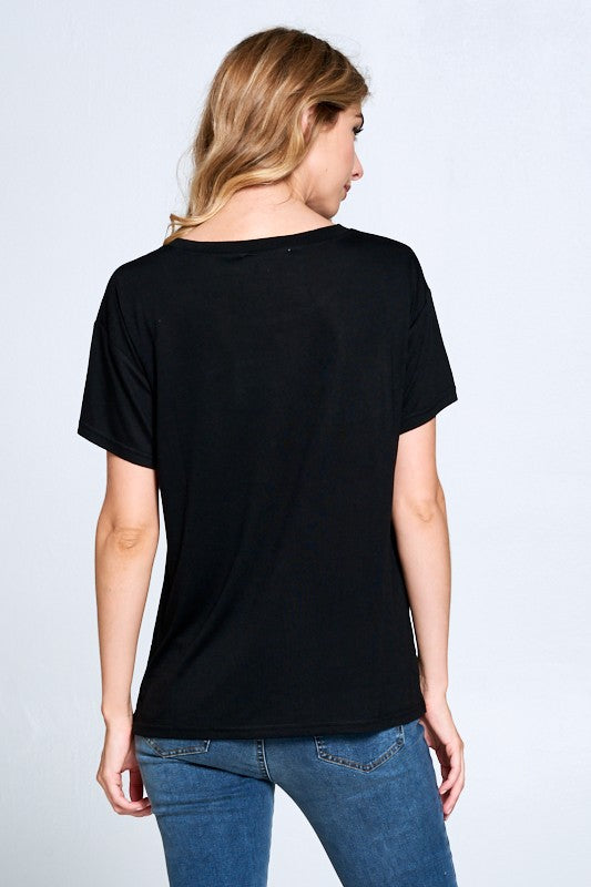 Load image into Gallery viewer, Eyelash Basic Tee