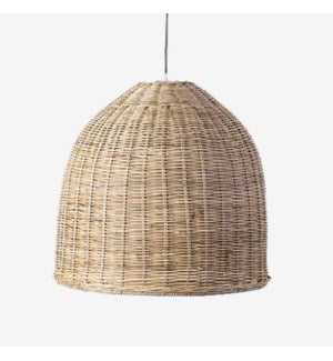 Margot Rattan Pendant Lamp