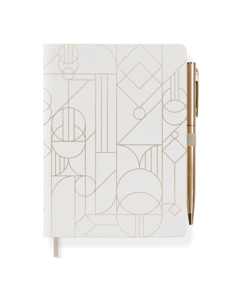 Deco Shapes Journal