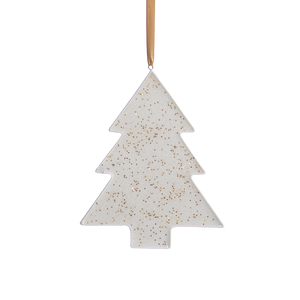 Large Speckled Tree Ornament