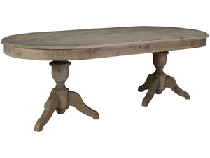 Hargus Oval Dining Table