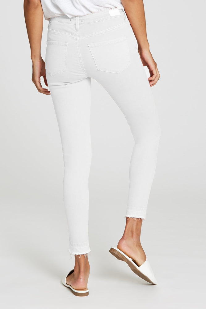 Gigi High Rise Ankle Jeans