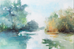 River is Wide Original Art - Jennings