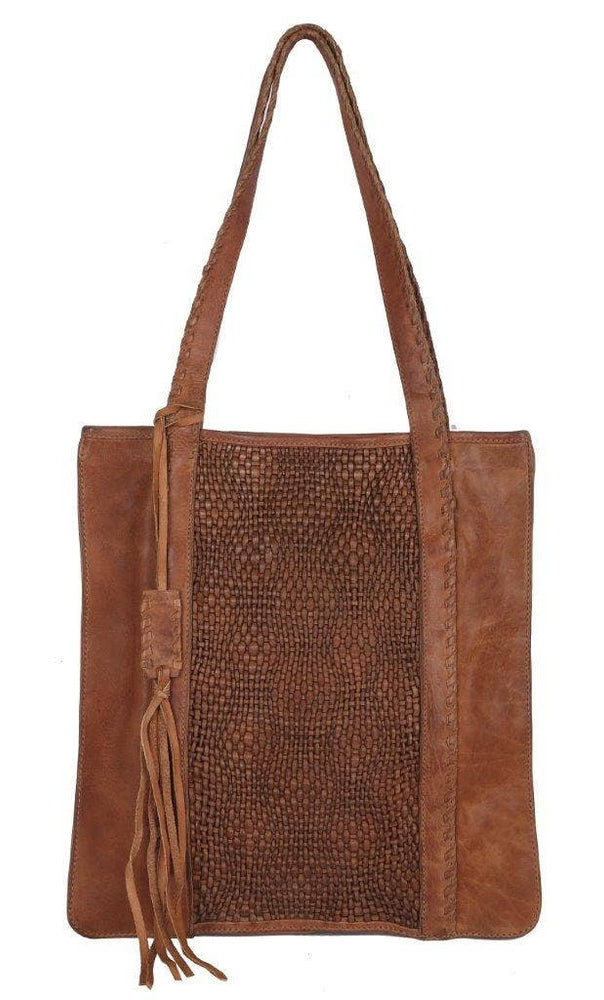 Cesta Purse | Tan