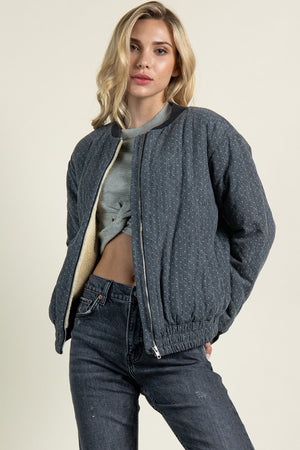 Jennie Quilted Jacket