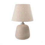 Lassie Cream Ceramic Table Lamp