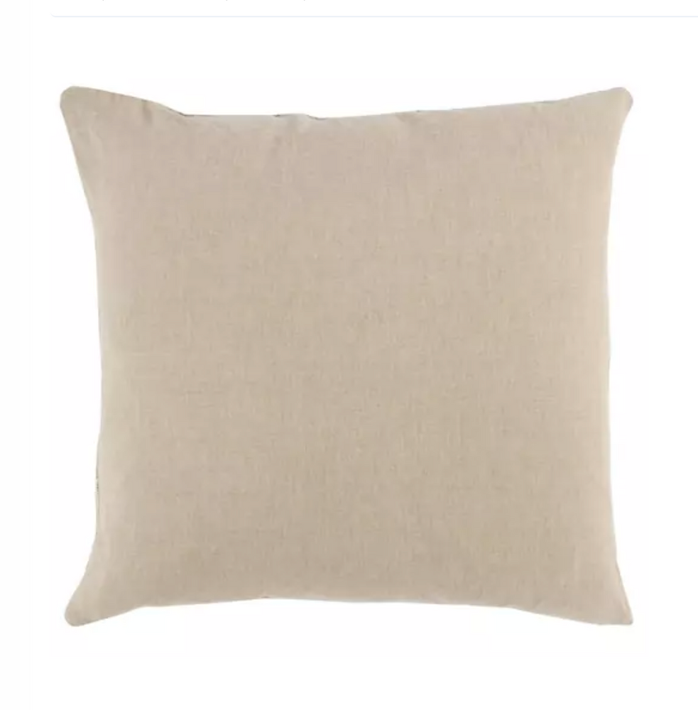 Natural & Ivory Mix Stripe Pillow