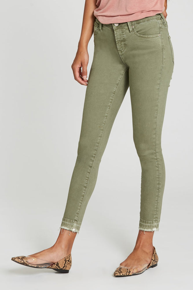 Willa High Rise Ankle Jeans
