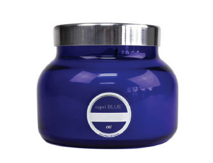 Capri Blue | Blue Signature Jar Candle