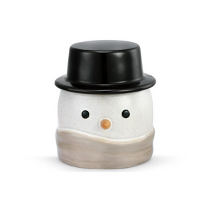 Load image into Gallery viewer, Snowman Candy Dish