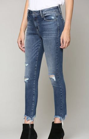 Load image into Gallery viewer, Talia High Rise Skinny