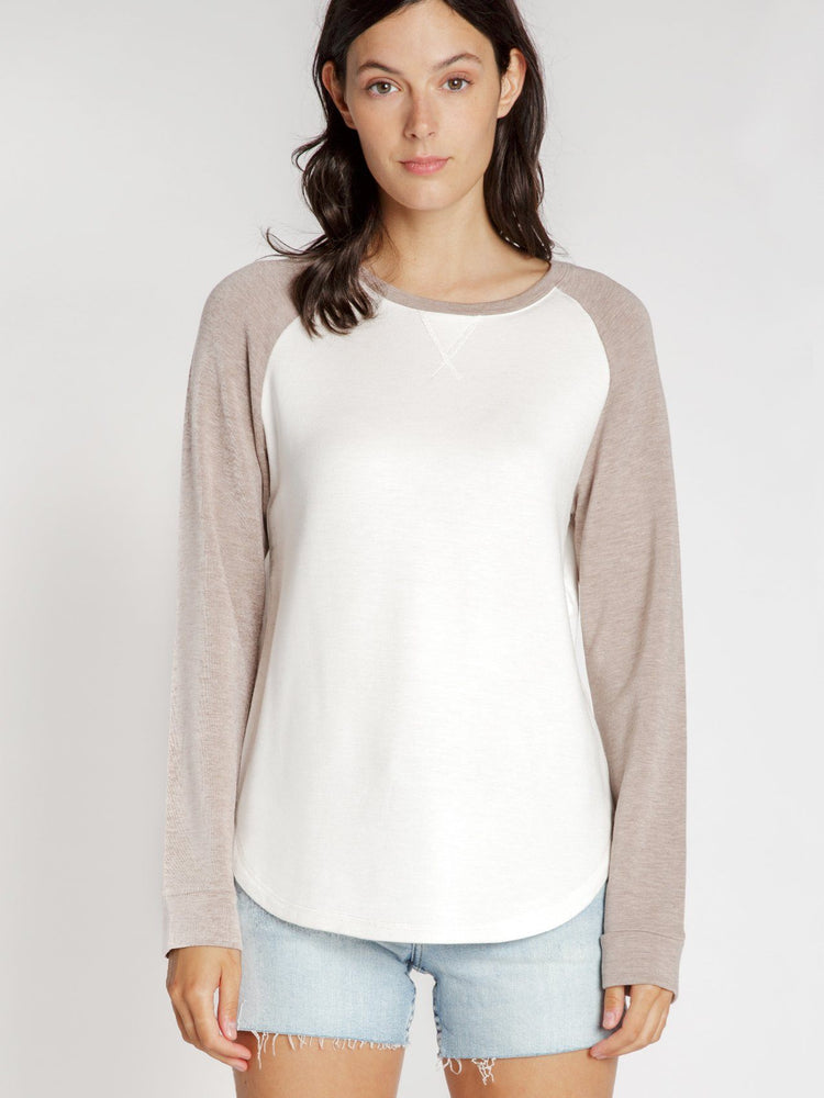 Talon Long Sleeve Baseball Top