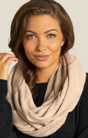 Barefoot Dreams Cozy Chic Infinity Scarf