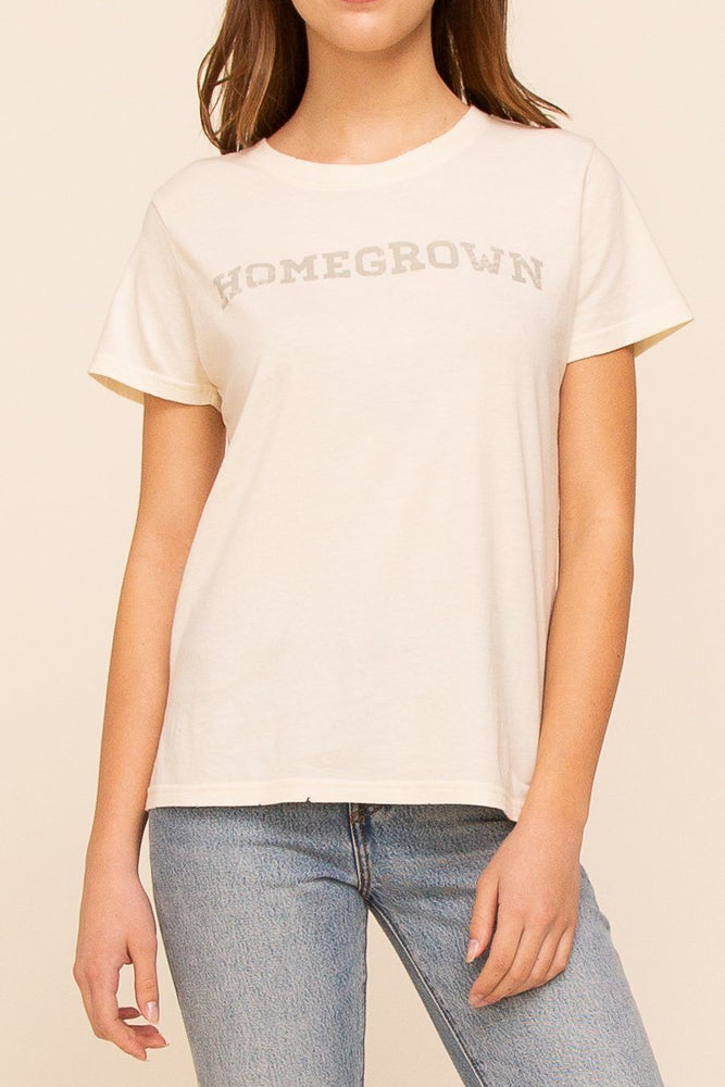 Homegrown Graphic Cotton Tee