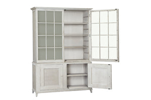 Load image into Gallery viewer, Pine White Greta Cabinet