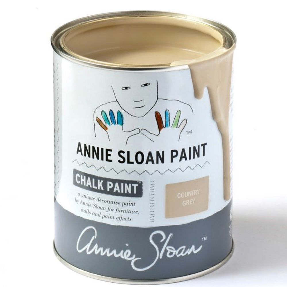 Chalk Paint - Country Grey