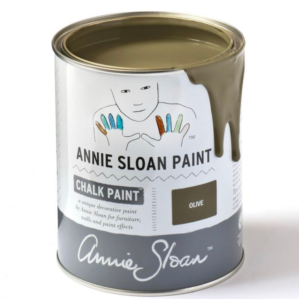 Load image into Gallery viewer, Chalk Paint - Olive