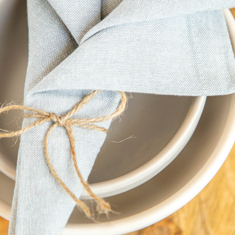 Platinum Cotton Napkin