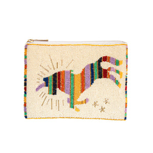 Beaded Mini Crossbody Unicorn