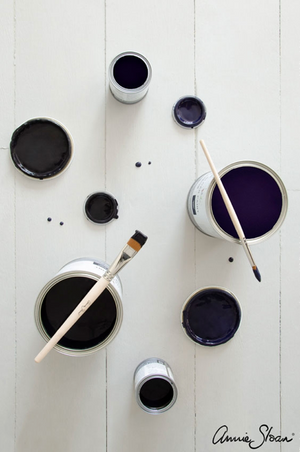 Load image into Gallery viewer, Chalk Paint -Athenian Black