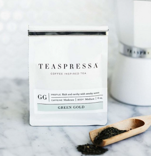 Green Gold | Tea Pouch