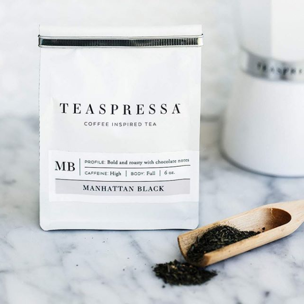 Manhattan Black | Tea Pouch