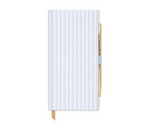 Blue Pinstripe Notepad
