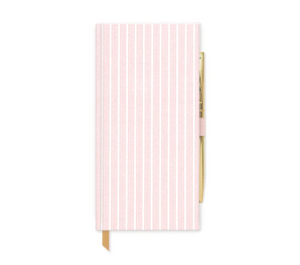 Load image into Gallery viewer, Pink Pinstripe Notepad