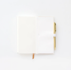 The Little Book of White Lies Notebook