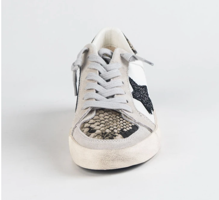 Bonnie Distressed Sneaker