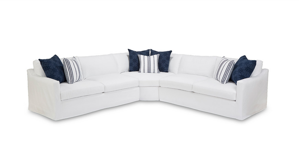 Custom Reese Sectional
