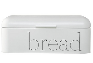 Load image into Gallery viewer, Metal Bread Bin