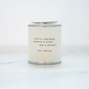 You're Something Between Soy Wax Candle
