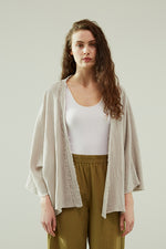 Cotton Double Gauze Jacket