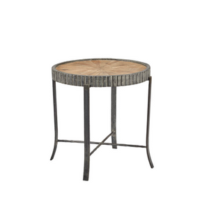 Piazza End Table