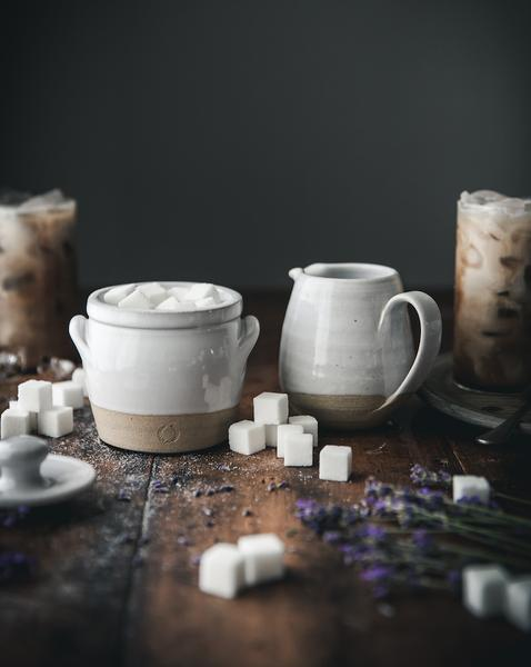 Load image into Gallery viewer, Sugar Jar by Farmhouse Pottery