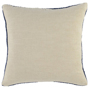 Load image into Gallery viewer, Indigo Woven Pillow