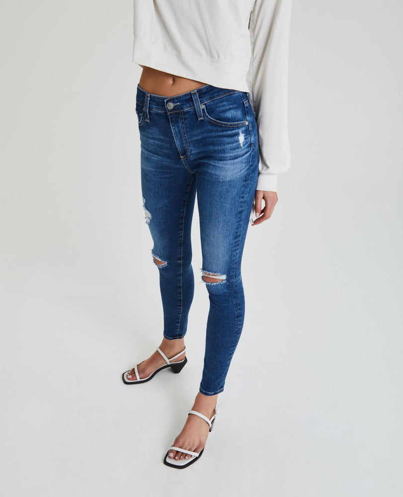 Load image into Gallery viewer, Farrah Skinny Ankle