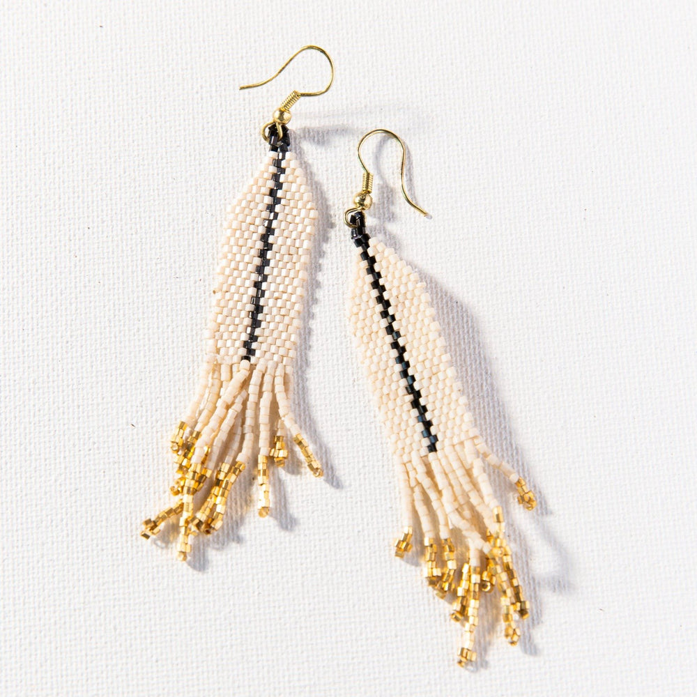 Luxe Single Stripe Earring