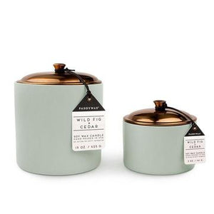 Wild Fig & Cedar 15oz Candle