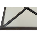 Black Forge Metal Mirror