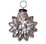 Mercury Glass Star Ornament