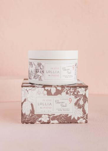 Lollia In Love Whipped Body Butter 5.5oz