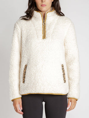 Load image into Gallery viewer, Wonders Sherpa Pullover