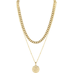 Edina Coin Necklace