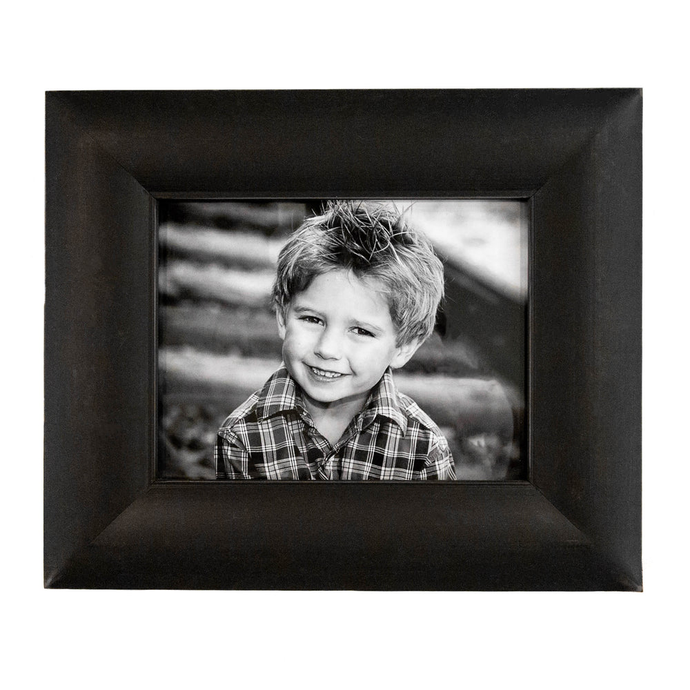 Log Frame in Black | 11x14