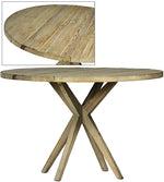 Round Morgan Table 46""