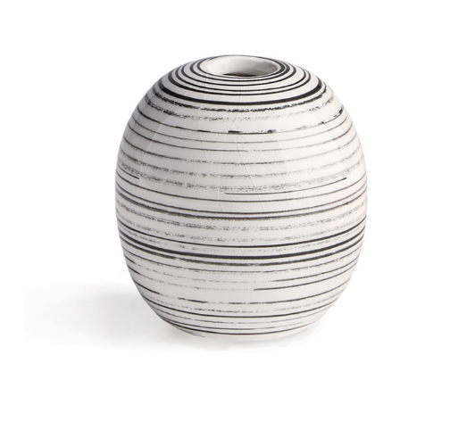 Emory Striped Vase