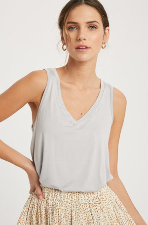 Soft and Drapy Tank Top